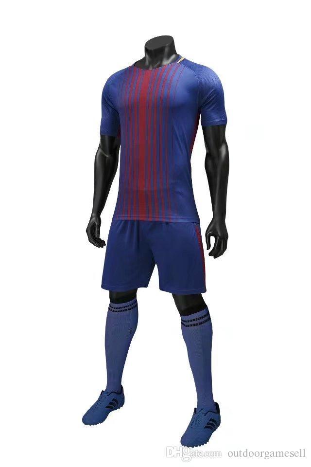 ce6c40996 2018 Cheap Soccer Jerseys Football Shirts 17-18 Season Home Football ...