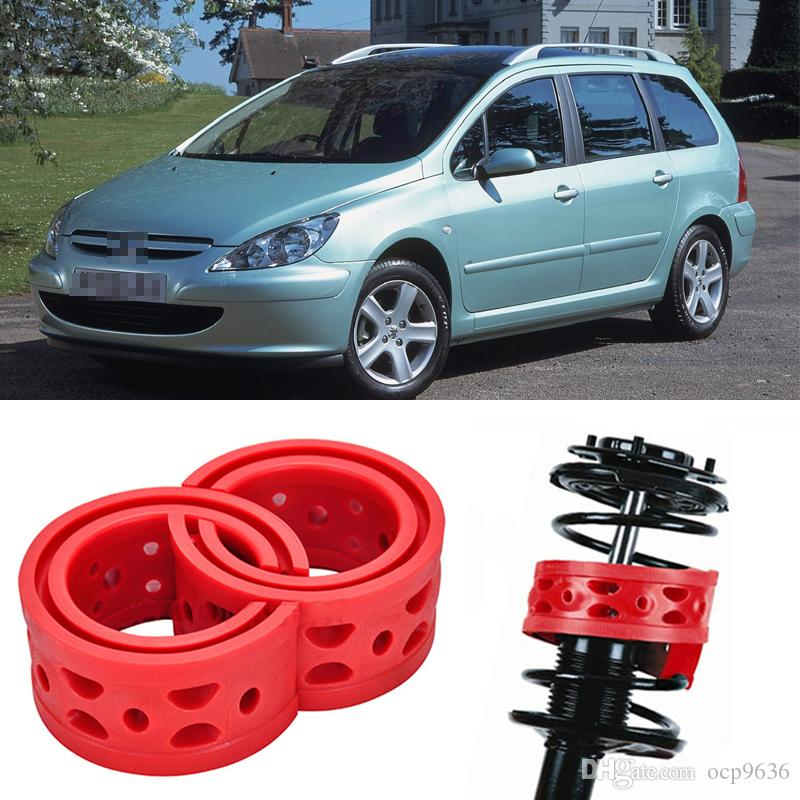 Super Power Rear Car Auto Shock Absorber Spring Bumper Power Cushion Buffer Special For Peugeot 307 SW