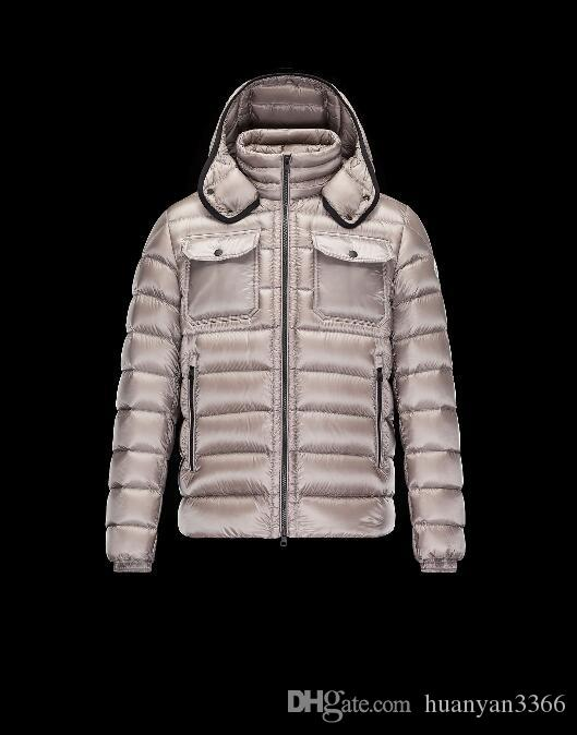 Wholesale Men Casual Down Jacket MAYA Down Coats Mens Outdoor anorak winter jacket Winter Coat outwear outer wear down Gooes jacket S1260