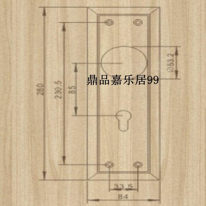 Аутентичные Тайвань goodlink, рекомендуются следующие действия topsystem медный замок медные замки Европы в помещении LM718-2 двери в спальню ОРБ