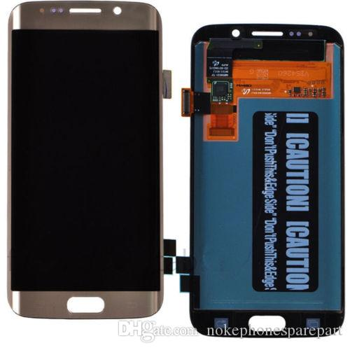 For Samsung galaxy S6 Edge Plus G928 LCD Display+Touch Screen Digitizer Gold