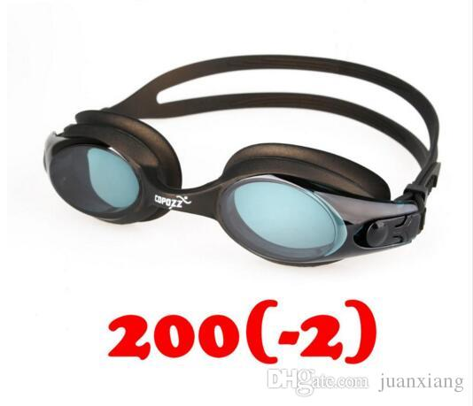 6f7d56ac7f2 2016 Myopia Swim Glasses Swimming Goggles Anti Fog UV Protection ...