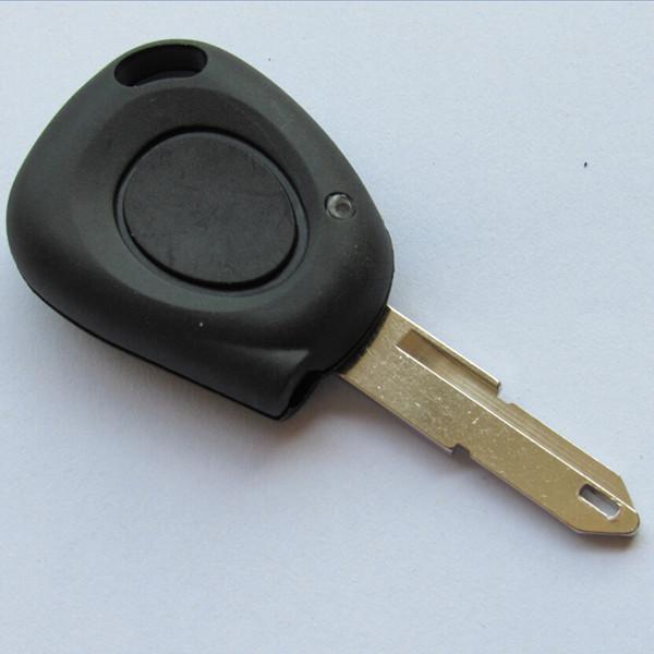 Clé de remplacement Shell pour Renault Megane Scenic Remote Key IR 1 touche clé à distance Case Fob