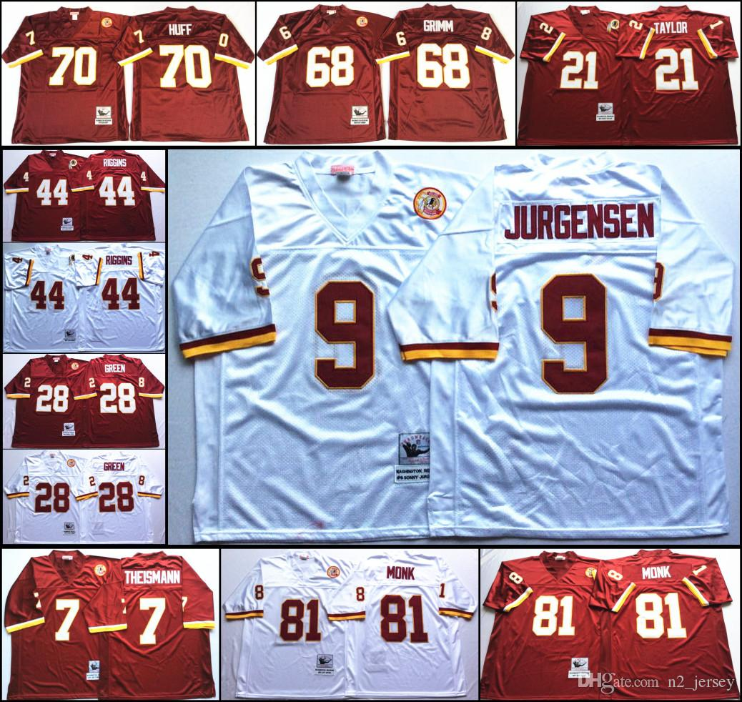 free shipping 781ea c60d2 21 sean taylor jersey online
