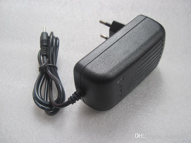 9V 2A 2.5mm 2.5x0.7mm Jack Wall Cargador de casa para Tablet PC Voyo A1 Mini Cube iWork8 Aoson M19 M12 Pipo M2 M3 Chuwi V3 Teclast Tbook 10