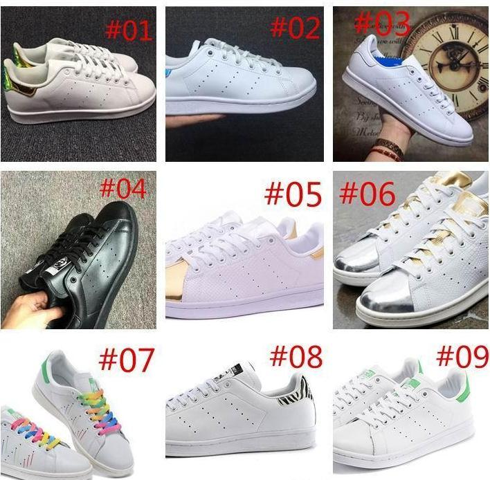 13% Off 2017 Drop Shipping Stan Smith Shoes For Men And Women Fashion  Sneakers Casual Sport Leather Lovers Shoes Running Skat Shoe Comfortable  Shoes ...