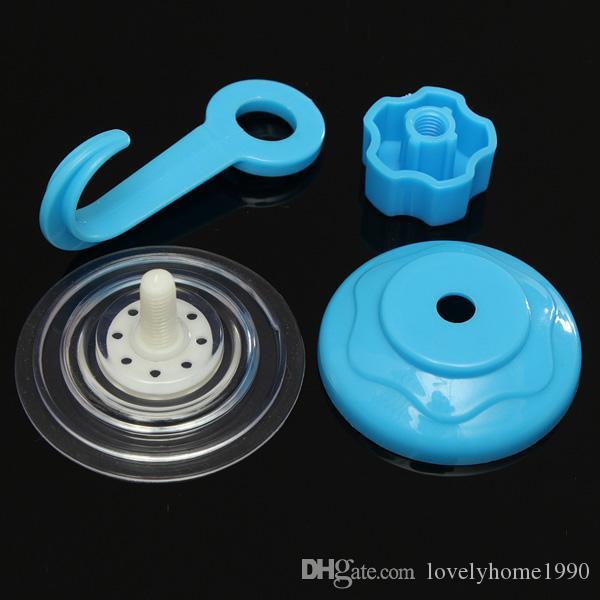 벽 흡입 고리 걸이 강력한 진공 부엌 욕실 흡입 컵 빨판