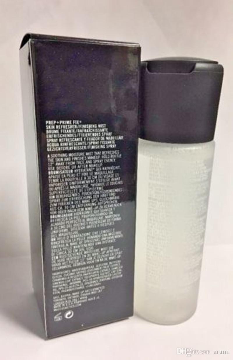 새로운 핫 브랜드 prep + 프라임 픽스 + brume fixante rafraichissante 100ml 3.4 US FL OZ 스킨 리프레셔 스프레이