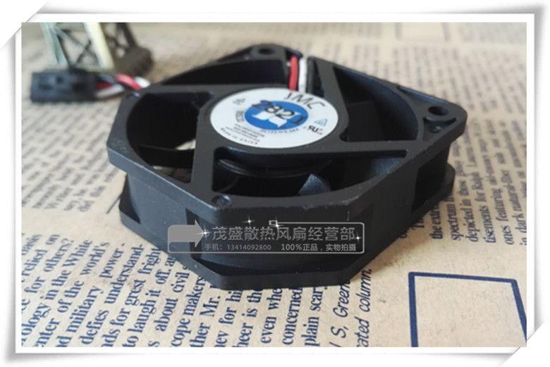 Jmc 5015 - 12 12v 0.08a 5cm 5015 3 satır sessiz soğutma fanı 05001a0038