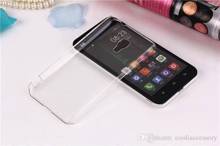 Şeffaf Sert PC Kasa İçin Huawei Nova 7 PRO 7SE 5i 4 6SE 2S P30 PRO P9 LITE P40 PLUS P20 P10 Şeffaf Plastik Kapak Boş Telefon Lüks