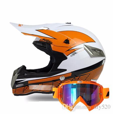 ktm brand motorcycle motocross helmets off road atv dirt bike downhill racing casque moto cross. Black Bedroom Furniture Sets. Home Design Ideas