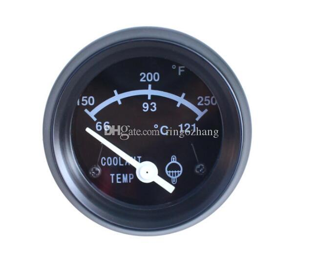 Diesel generator good coolant water temperature gauge 3015234 water temperature meter with for biogas power generation and electric power
