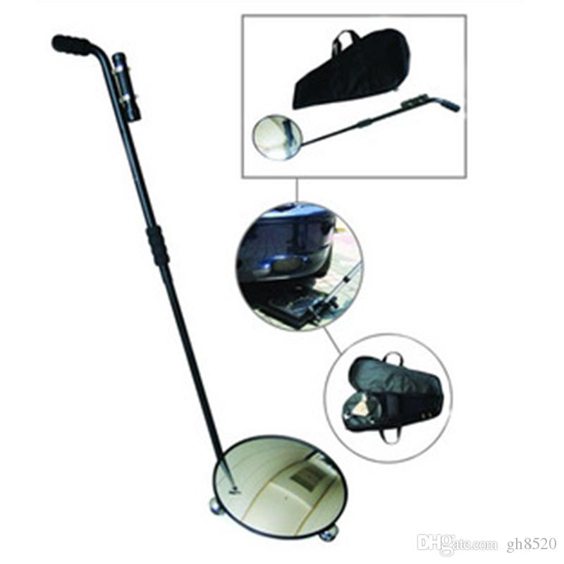 WD-ML / V3 under car search mirror,under vehicle inspection mirror convex mirror V3 Under Vehicle 180 degree