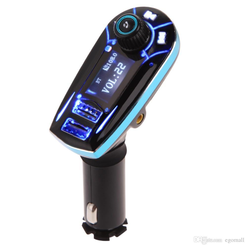 Reproductor de MP3 para automóvil Compatibilidad con control remoto por infrarrojos AUX Encendedor de cigarrillos Tipo de máquina de tarjeta Cargador de auto dual USB para auto Música para auto