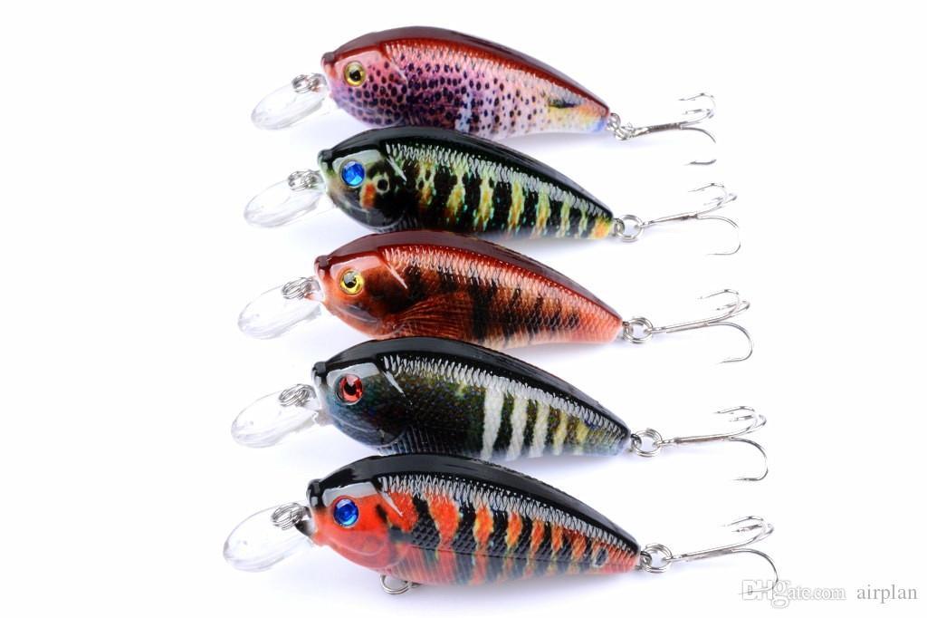 of Topwater Fishing Lure Artificial Crankbait Hook Fake Lures Pesca Fishing Bait Accessories Pesca Hooks Leurre Peche