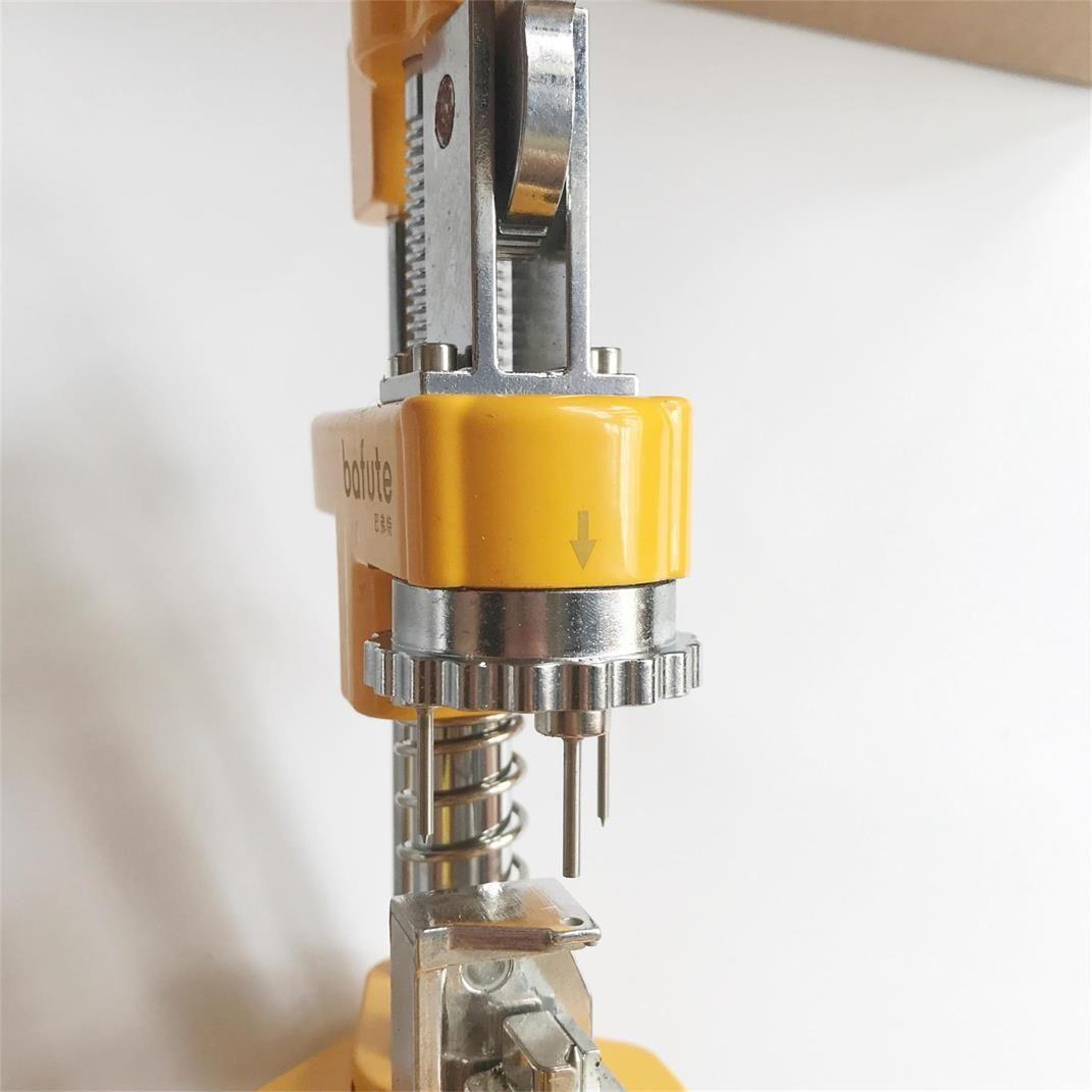 Professional Bafute Car Flip Remote Key Blade Disassembly Roll Pin Press Removal Tool Auto Locksmith Tools