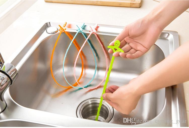Best Drain Snake Hair Drain Clog Remover Sewer Hook Cleaning Tool ...