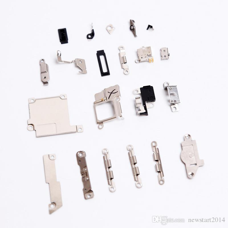 high quality For iPhone 5s Inside Small Metal Parts Holder Bracket Shield Plate Repair Parts