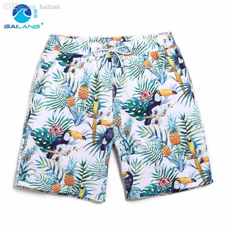 a50021ec80 2019 Wholesale Hot Sale Swimwear Men Women Shorts Casual Brand Couple Sport Beach  Shorts Swimming Trunk Plus Size Quick Drying Board Shorts From Bailanh, ...