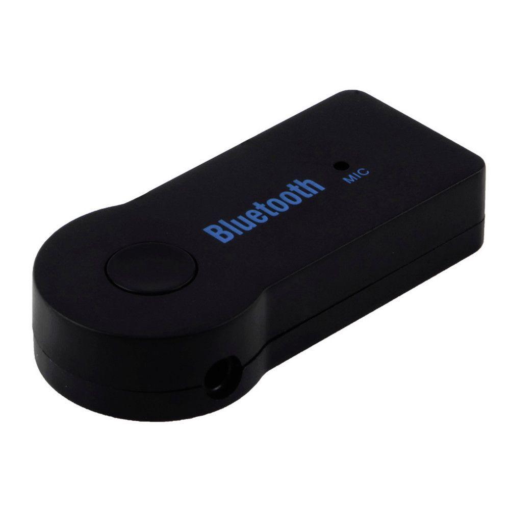 Mit Kleinkasten Universal 3,5mm Streaming Auto A2DP Drahtlose Bluetooth V3.0 EDR AUX Audio Musik Empfänger Adapter Für Telefon MP3 Auto 3,0