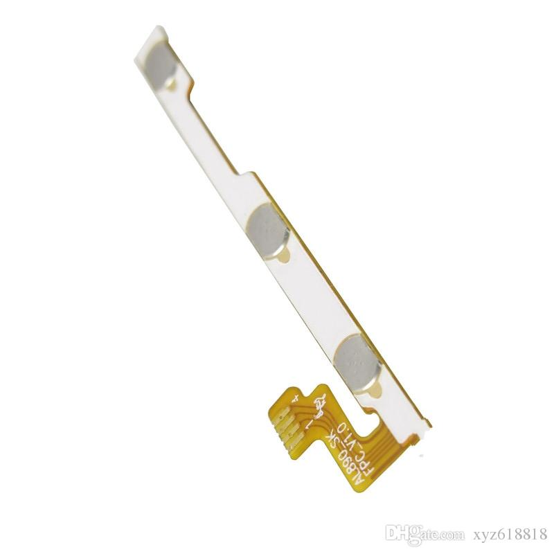New High Quality Power Volume Button Flex Cable For Lenovo P70 In Mobile Phone Parts Replacement