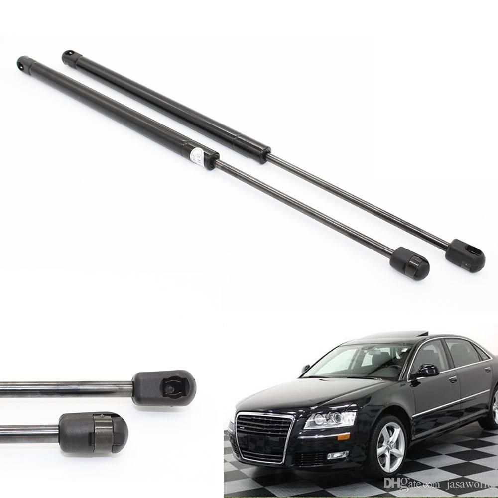 Fits for 2007-2008 Audi S8 Trunk Gas Lift Supports Struts Prop Rod Arm Shocks6