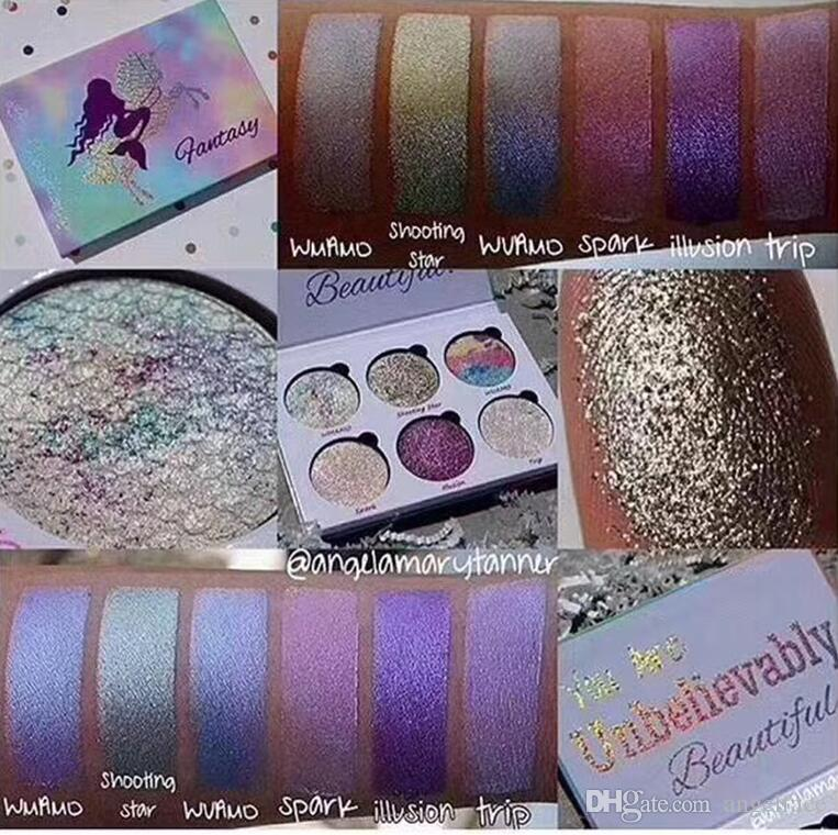 newest love luxe beauty fantasy palette makeup you are unbelievably rh dhgate com the new beautiful latest beautiful gold earrings