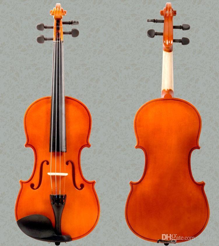 High quality Fir violin 1/8 1/4 1/2 3/4 4/4 violin handcraft violino Musical Instruments accessories