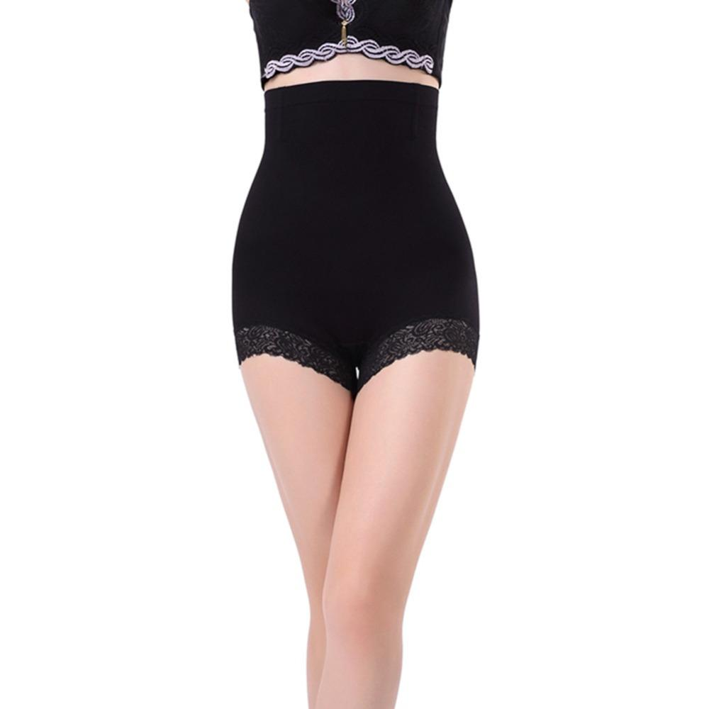 fb32d28ad8d38 Wholesale- Hot Sales Body Shapers Seamless Women Brief High Waist ...