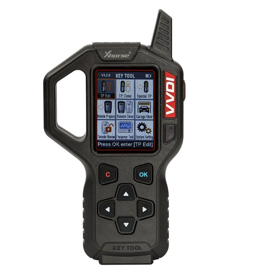 Original V2.3.9 Xhorse VVDI Key Tool Remote Key Programmer VVDI VAG Key Tool Auto Transponder Generator Programmer DHL FREE