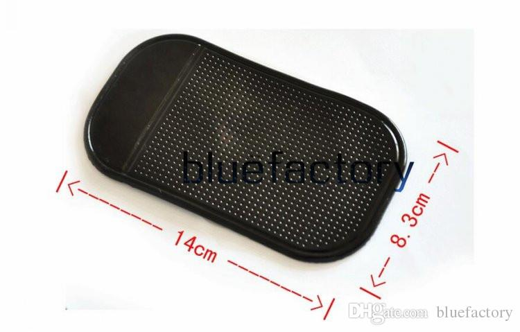 Hight Quality Anti Slip Mat Non Slip Car Dashboard Powerful Silica Gel Magic Car Sticky Pad for iphone 6 6S Samsung S7 Mp3 cell phone