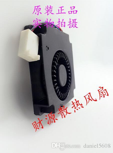 DELTA 5010 5CM 12V 0.14A BFB0512HA 3 wire blower, turbofan