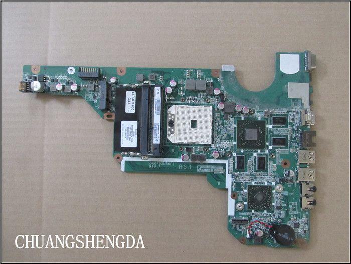 683030-001 683030-501 carte mère pour ordinateur portable HP pavilion G4 G6 G7 g4-2000 g6-2000 g7-2000 avec chipset amd DDR3 A70M 7670 / 1G