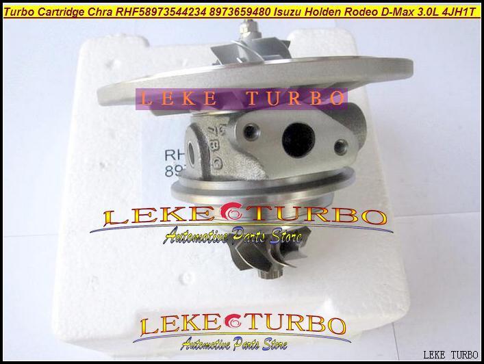 RHF5 24123A 8973544234 8973659480 VB430093 Turbocharger Cartridge Turbo Chra Core For ISUZU Holden Rodeo D-Max 3.0L 2003- 4JH1T 130HP (6)