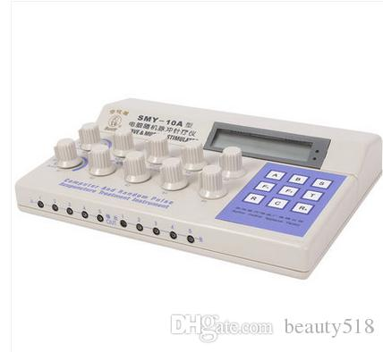 10 Output Pro Acupuncture Electric Needle Massager Health Care pulse wave Hwato SMY-10A New 110v OR 220v