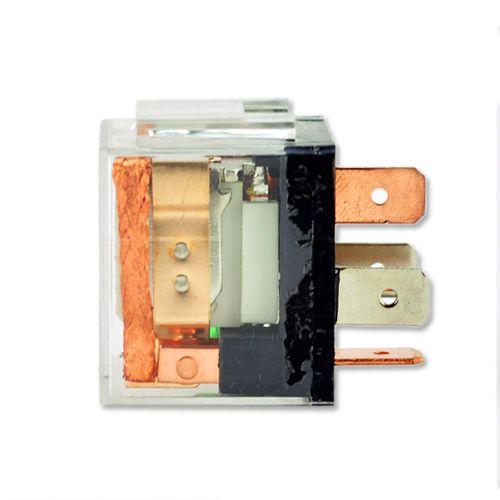 2020 5  Car Relay 12v 80a Spst Relay 5 Pin Transparent