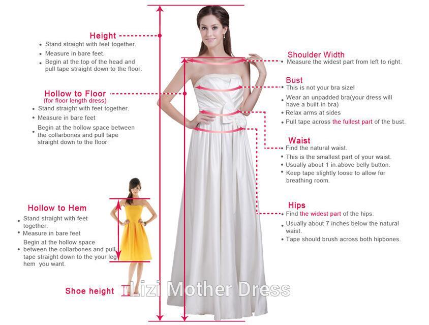 New Brand Mum Dress See Through Lace Indietro Three Quater Sleeve Abito la madre della sposa Nero satinato Vestido de la madre