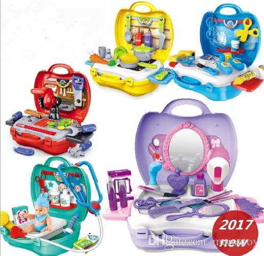 2018 2017 new children kitchen cooking play food sets prentend play and dress up toys christmas gifts for little girls boys from mamatoy 1433 dhgate