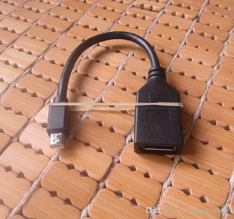 Mini DP Mini DisplayPort Stecker auf DP DisplayPort Fale Kabel für Apple Mac MacBook Mac Pro