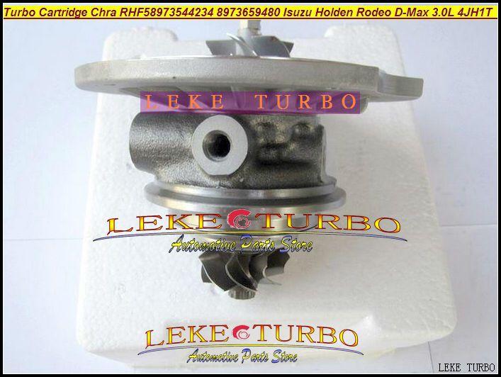 RHF5 24123A 8973544234 8973659480 VB430093 Turbocharger Cartridge Turbo Chra Core For ISUZU Holden Rodeo D-Max 3.0L 2003- 4JH1T 130HP (4)