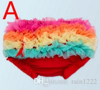 19 Styles Newborn Baby PP Briefs Shorts Babies Girls Lace Ruffles Triangle Pants Panties Infants Toddlers Cotton Underwear Briefs For 0-3T
