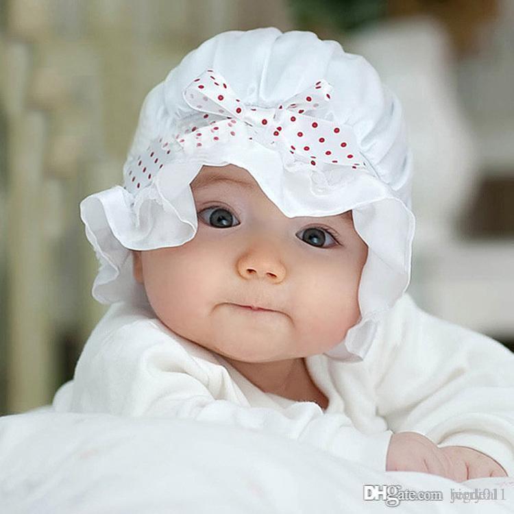 Cute baby girl agree