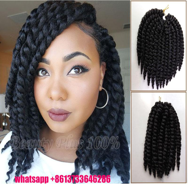 Favori Acheter Vente Chaude La Havane Twist Braid Synthétique Cheveux  RE16