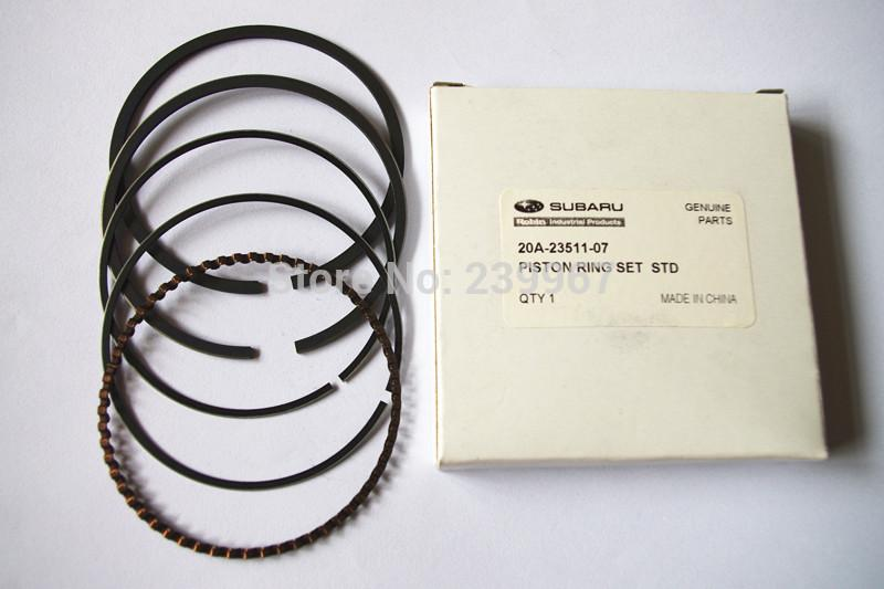 Piston ring for Robin EX17 EX21 Engine replacement part