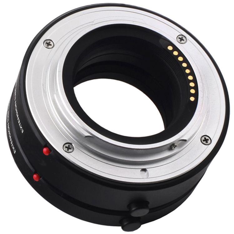 Macro AF Auto Focus Extension Tube 10mm 16mm Set DG For Canon EOS M EOS-M