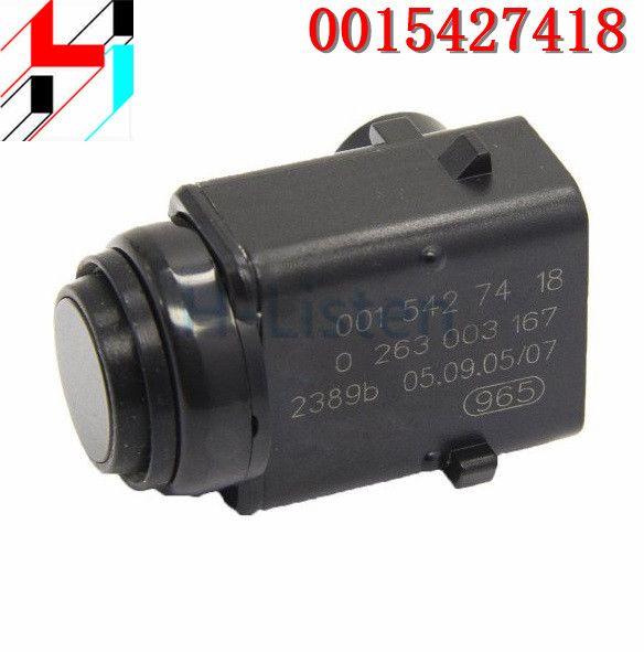 Map Sensor W203: 2019 New Car Parking Distance PDC Sensor 0015427418 For