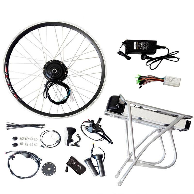 2018 Electric Bike Conversion Kit With Battery E Bike Kit Bicycle