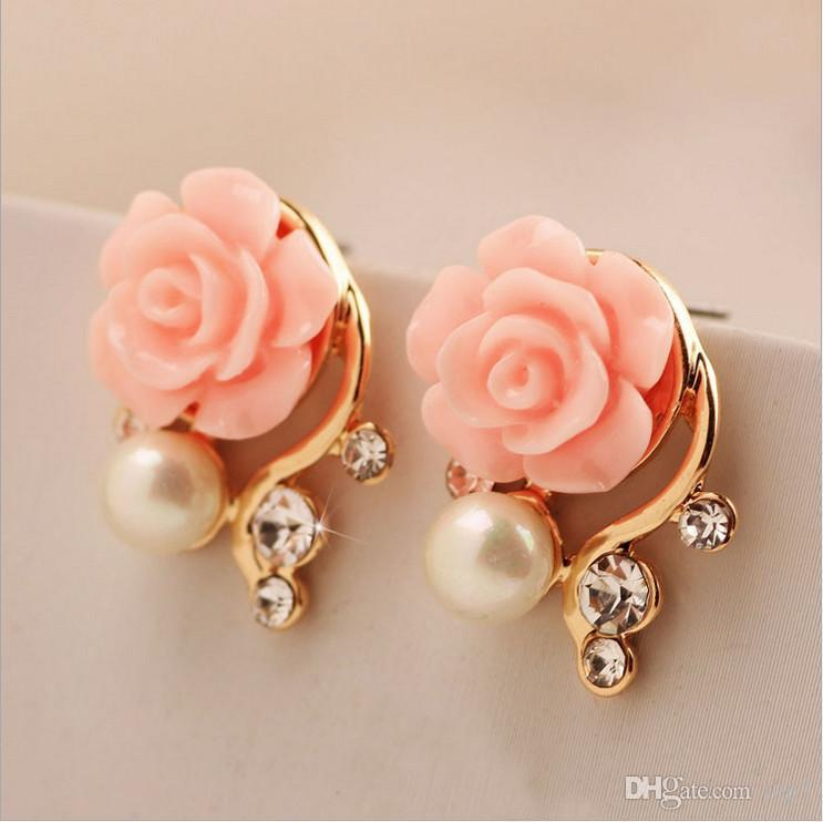 Best Quality Fashion Jewelry 2016 New Earrings For Women Korean ...