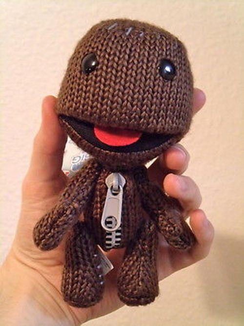 2018 Wholesale Little Big Planet Lbp 2 Sackboy Plush Doll Great Gift