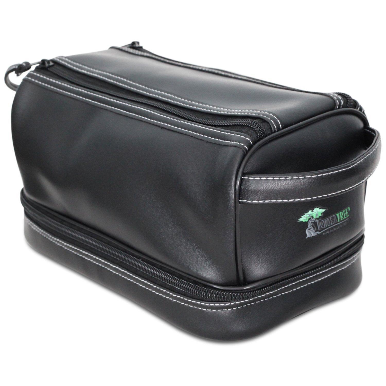 2017 Высший сорт Черный плед туалетные сумка модельер клатч